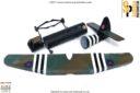 Sarissa 28mm Horsa Glider 07