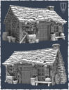 TW Tabletop World Cottage 1
