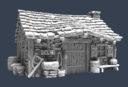 TW Tabletop World Cottage 4