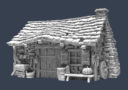 TW Tabletop World Cottage 5