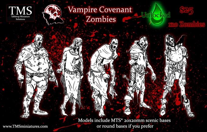 Tms Vampire Covenant Army Kickstarter Brückenkopf Onlinecom