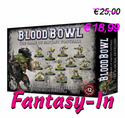AdW Blood Bowl ANgebot Fantasy-In