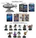 AntiMatter Games Deep Wars Hunters Of The Abyss Kickstarter 5
