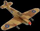 Battlefront Miniatures_Flames of War Hurricane Tank-busting Flight 3