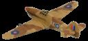 Battlefront Miniatures_Flames of War Hurricane Tank-busting Flight 4