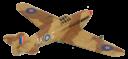 Battlefront Miniatures_Flames of War Hurricane Tank-busting Flight 5