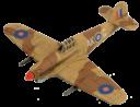 Battlefront Miniatures_Flames of War Hurricane Tank-busting Flight 6