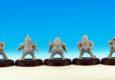 Black Scorpion Miniatures präsentieren Bilder ihrer Halblinge auf Facebook.