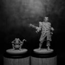 Black Sun Miniatures Captain C. Babylas 01