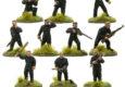 Warlord Games präsentieren Sir Oswald Mosely und seine Blackshirts.
