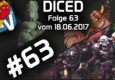 Die neue Folge von Diced ist da!