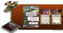 FFG X-Wing Auzituck Gunship Expansion Pack 9