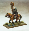 GB Gripping Beast Mounted Celtic Christian Priest