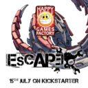 HG Happy Games Eden Escape Kickstarter