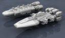 Khurasan Miniatures BMP 1P Und Raumschiffe 02