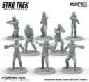 ME Modiphius Romulaner Star Trek