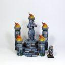 Mom Miniatures Altar und Golems 02