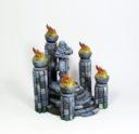 Mom Miniatures Altar und Golems 04