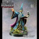 Reaper Miniatures Jubiläumsminiatur Im Juli