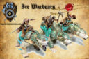 SW Shieldwolf Shieldmaiden Ice Warbear Cavalry 1