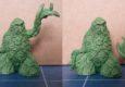 Bekannt aus Fantasy-Rollenspielen, jetzt auch von Toad King Castings als Miniaturen: Shambling Mounds, echte Klassiker.