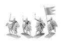 V&V Miniatures Normannen Reiterei