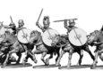 Bei Victrix gibt es Kavallerie der Gallier zu sehen.