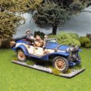 1st Corps C20thFollies10 Saloon Car