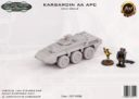 AW Antenocitis Karbardin AA APC, For 15mm