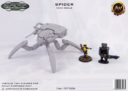 AW Antenocitis Spider Walker For 15mm