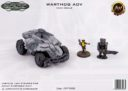 AW Antenocitis Warthog ADV For 15mm