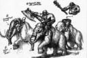 BGM KS 10mm Ogres Mammoth Riders 02