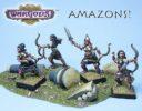 CG Crocodile Games Wargods Amazonen 1