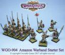 CG Crocodile Games Wargods Amazonen 10