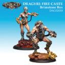DarkAge Dragyri Fc Brimstone