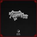 Evil Craft Neue Waffensets 03