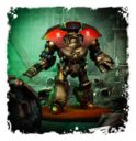 FW Forge World Legio Custodes Telemon Heavy Dreadnought 4