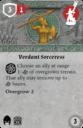 Fantasy Flight Games Runewars Latari Elves Infantry Command Unit 10