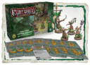 Fantasy Flight Games Runewars Latari Elves Infantry Command Unit 2