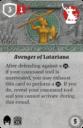 Fantasy Flight Games Runewars Latari Elves Infantry Command Unit 4