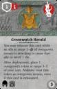 Fantasy Flight Games Runewars Latari Elves Infantry Command Unit 8