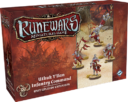 Fantasy Flight Games Runewars Uthuk Y'llan Infantry Command Expansion 1