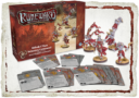 Fantasy Flight Games Runewars Uthuk Y'llan Infantry Command Expansion 2