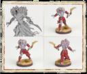 Fantasy Flight Games Runewars Uthuk Y'llan Infantry Command Expansion 5
