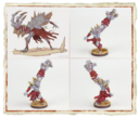 Fantasy Flight Games Runewars Uthuk Y'llan Infantry Command Expansion 9