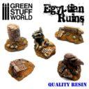 GSW Egyptian Ruins Resin Set 02