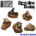 GSW Egyptian Ruins Resin Set 03