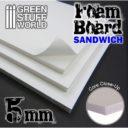 GSW Foamboard Kappa Board Foamcore 5 Mm 01