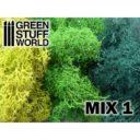 GSW Islandmoss Green Mix 01