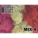 GSW Islandmoss Red Fuchsia And Grey Mix 01
